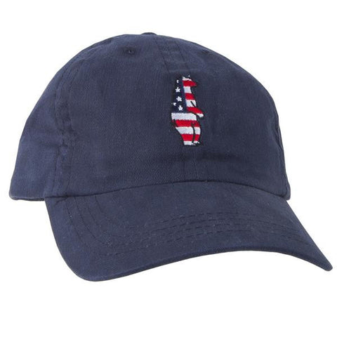 CG-Boss Bear Hat Navy