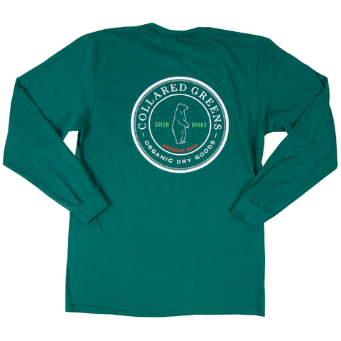CG-Circle Logo-LS-Evergreen