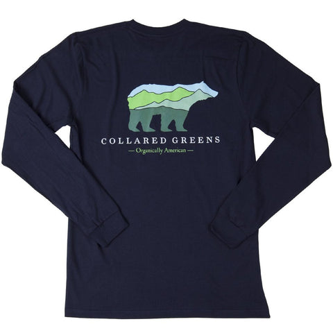 CG-Mountain Bear-LS-Navy