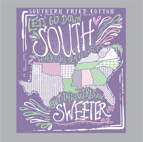 SoFriCo-Sweet States Decal