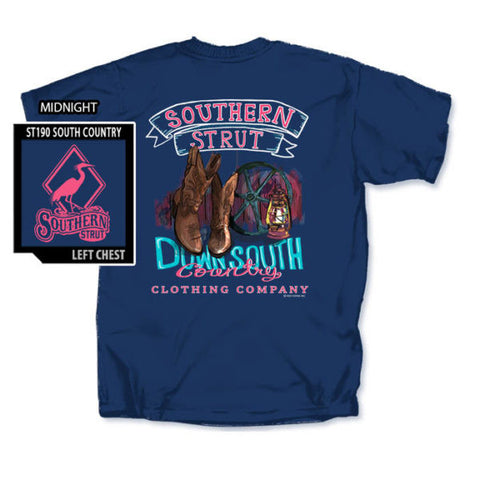 Southern Strut-Midnight-Down South