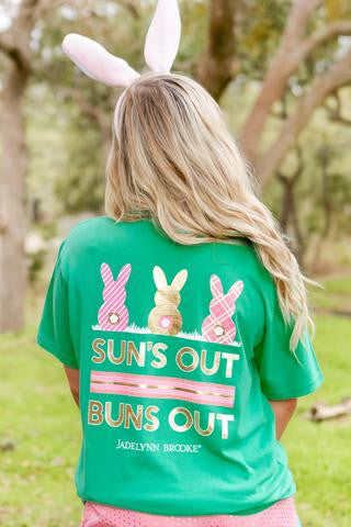 Jadelynn Brooke-Suns Out Bun's Out