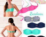 Mint Swim Bandeau