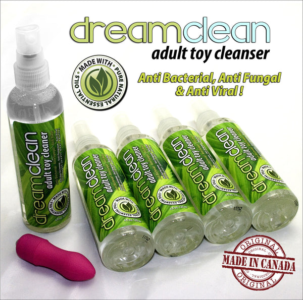 DreamClean Adult Toy Cleaner