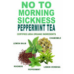 PMS Relief Tea- Peppermint: Up To 40 Servings