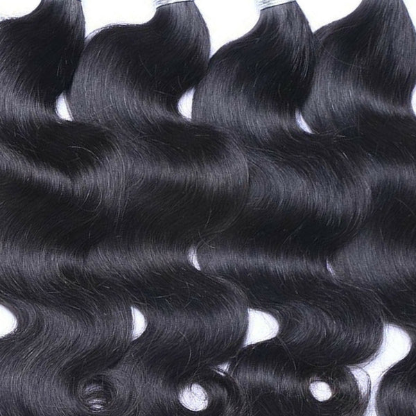 Grade 8A Body Wave (4) Bundle