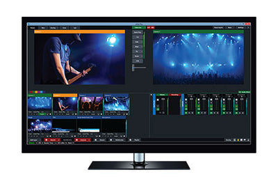 vMix HD Software