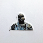 Load image into Gallery viewer, B.I.G. Vinyl Sticker