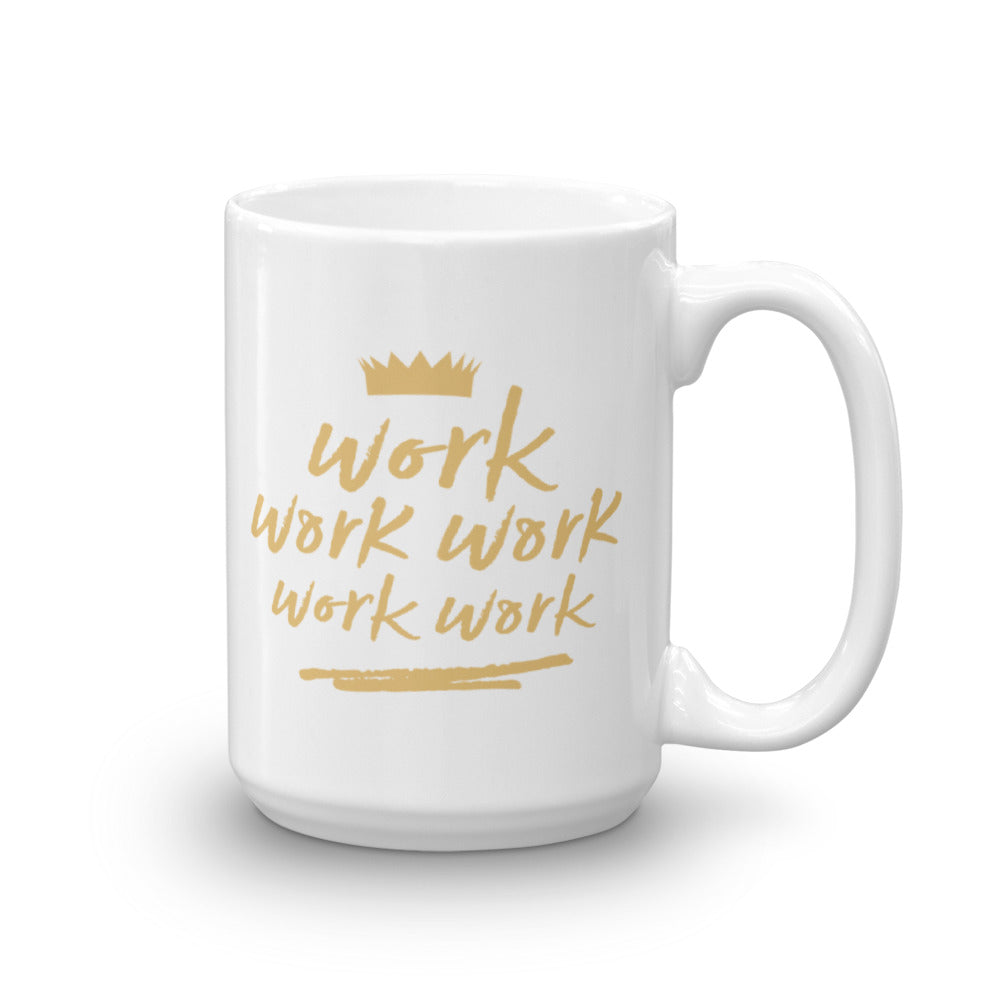 Work 11oz and 16oz Mug