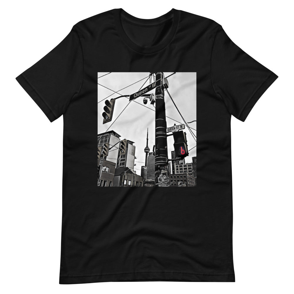 Queen St. Visions Short-Sleeve Unisex T-Shirt