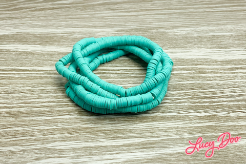 Turquoise Stackable Bracelets