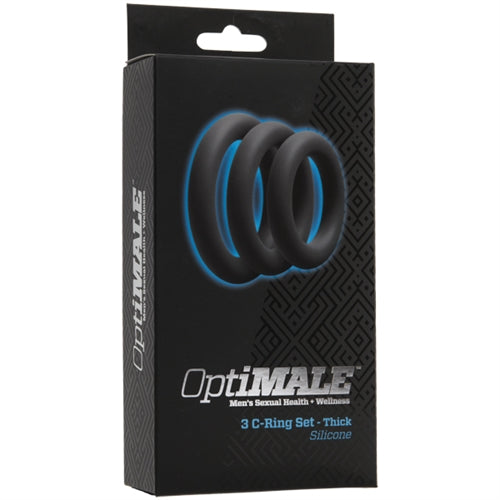 Optimale 3 C Ring Set