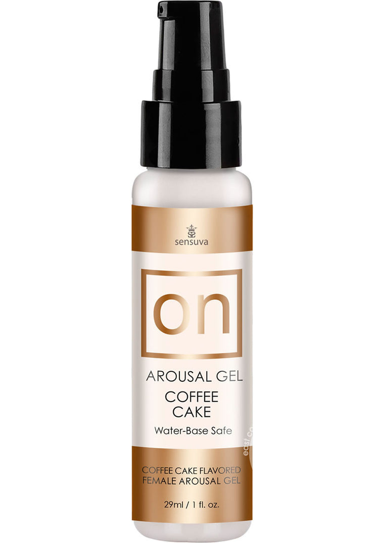 ON Arousal Gel for Her (1fl oz) - Coffee Cake