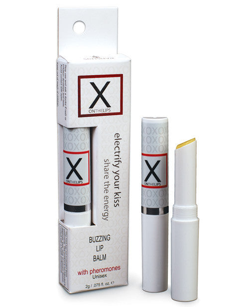 X On the Lips Buzzing Lip Balm