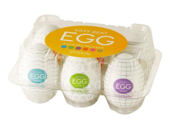 TENGA EGG MULTI 6 PACK