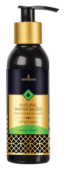 SENSUVA NATURAL WATER BASED PERSONAL MOISTURIZER