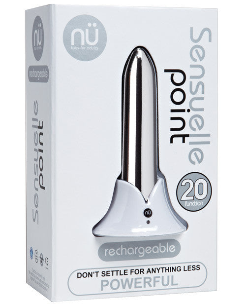 Nu Sensuelle Point Rechargeable Bullet
