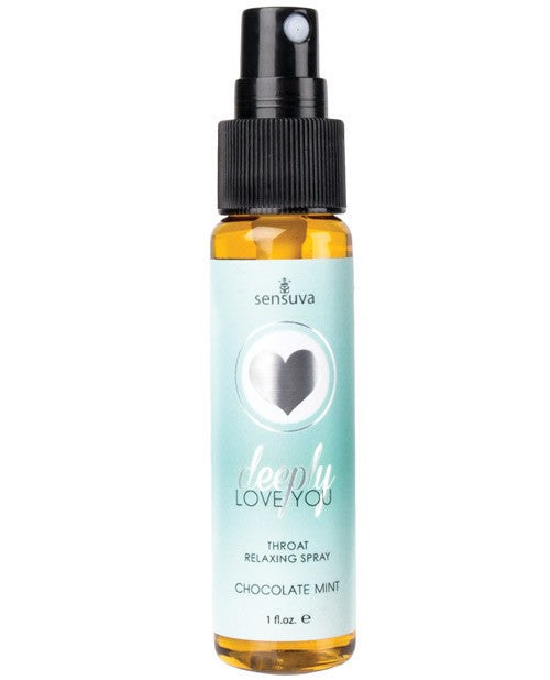 Deeply Love You Throat Relaxing Spray - 1 oz Bottle