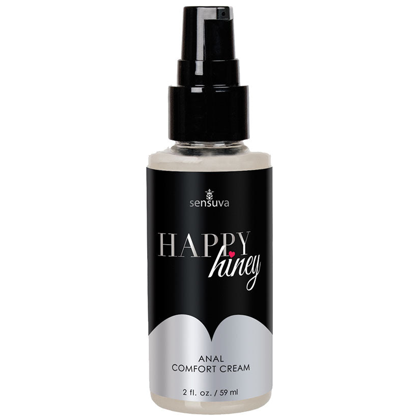 Sensuva Happy Hiney Comfort Cream