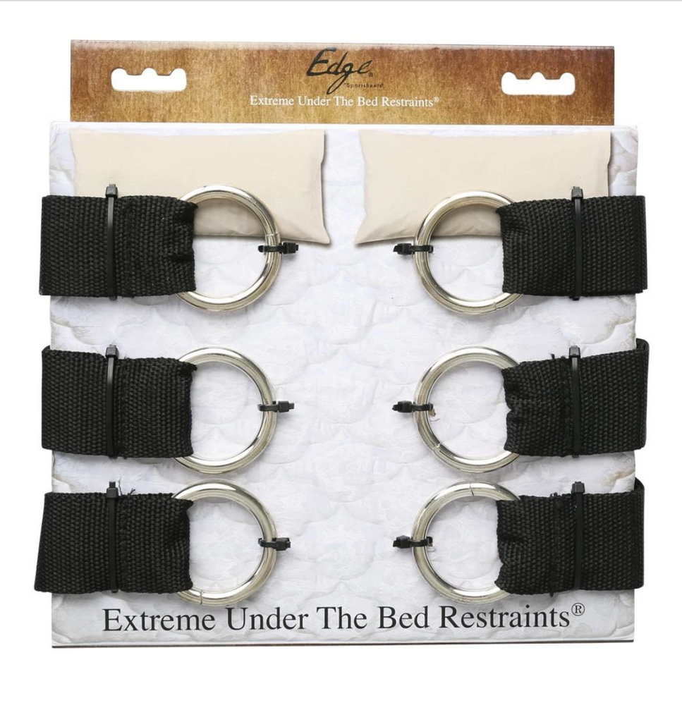 EXTREME UNDER THE BED RESTRAINTS