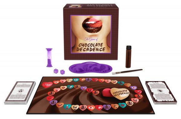 The Game of Chocolate Decadence