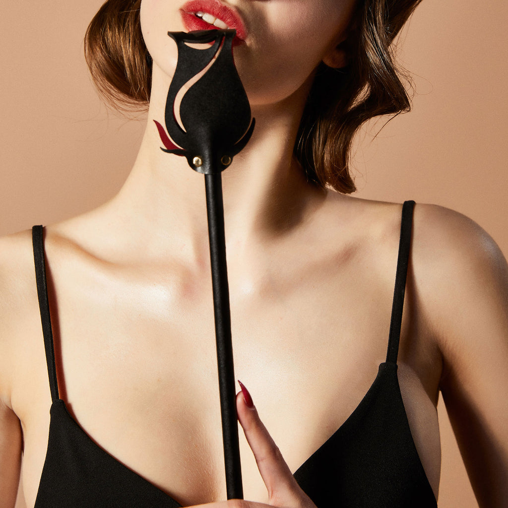 ZALO & UPKO Doll Designer Collection Rose Riding Crop