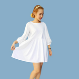 Quarter Sleeve Doll Dress