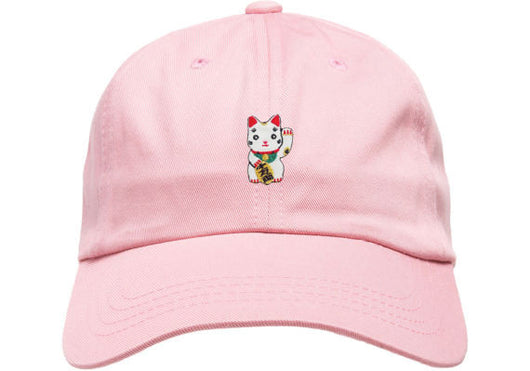 Lucky Cat Dad Hat