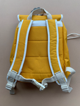 Blafre Large Backpack in Yellow