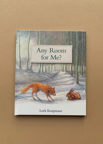 Any Room for Me by Loek Koopmans