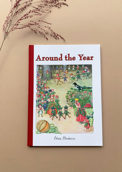 Around The Year (Hardcover) by Elsa Beskow