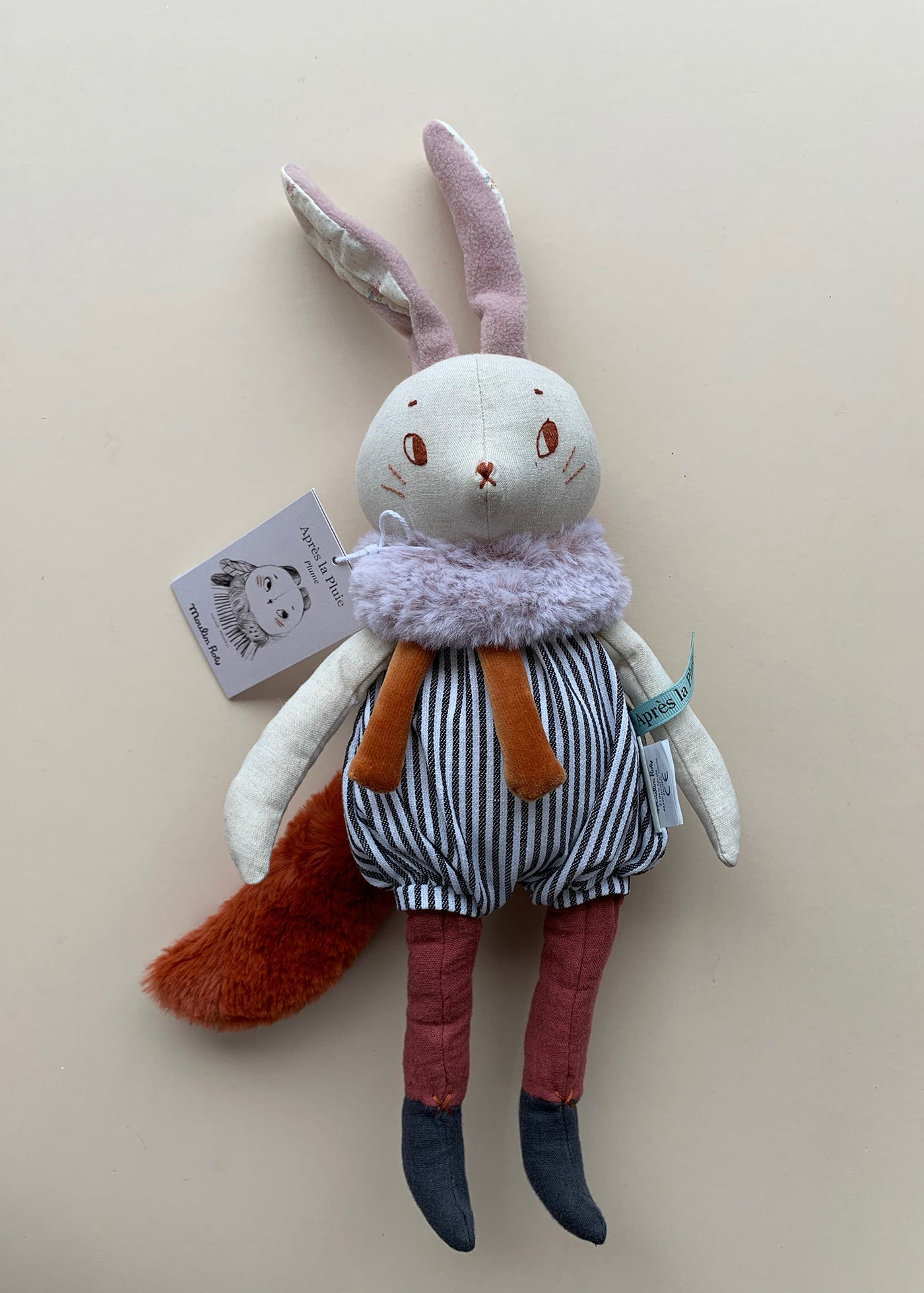 Moulin Roty Plume the Rabbit