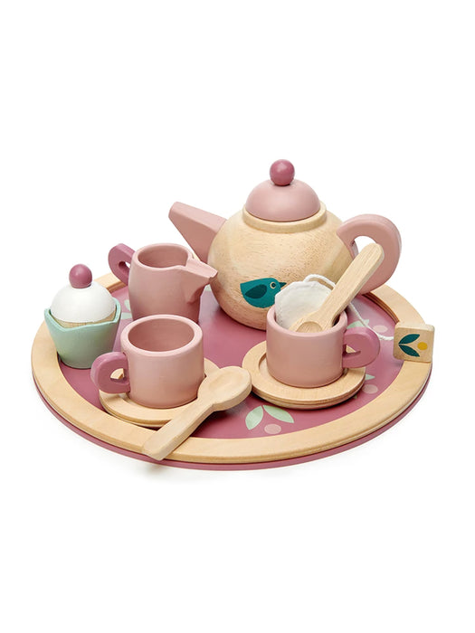 Tender Leaf Toys Wooden Birdie Tea Set