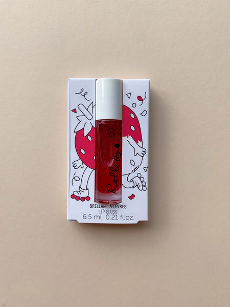 Nailmatic Lipgloss Rolette | Strawberry