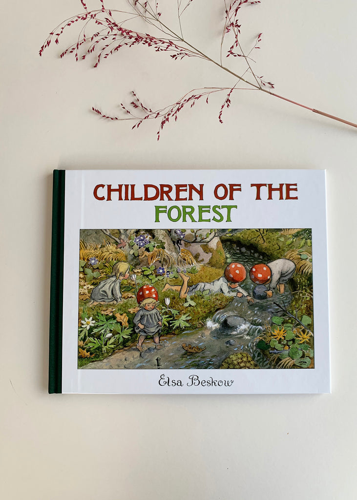 Children of the Forest (Hardcover) by Elsa Beskow