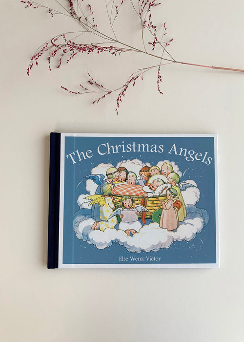 The Christmas Angels (Hardcover) by Else Wenz-Vietor