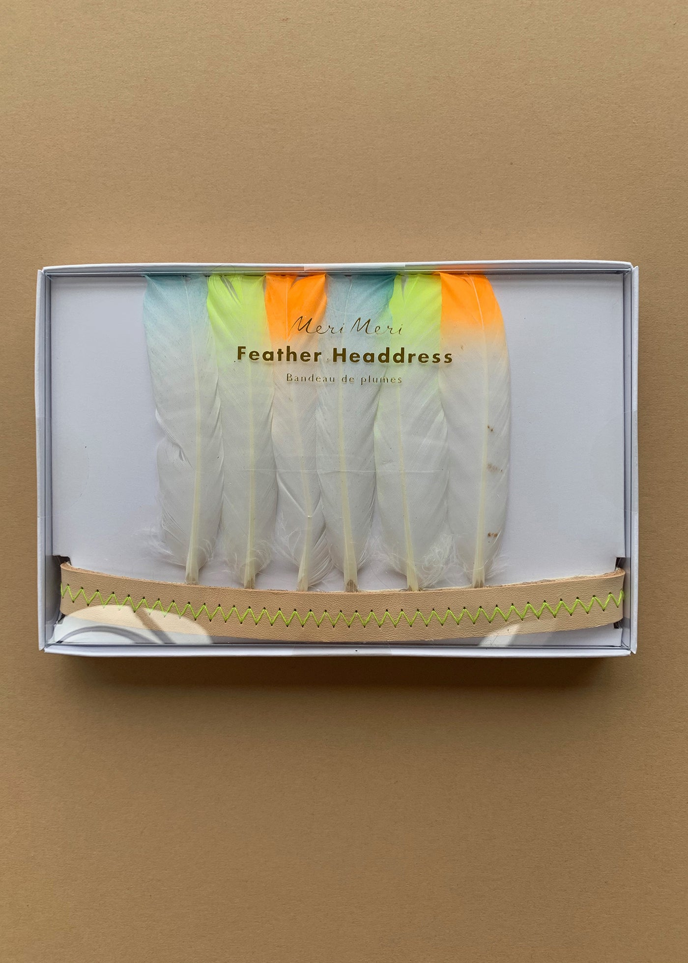 Meri Meri Feather Headdress
