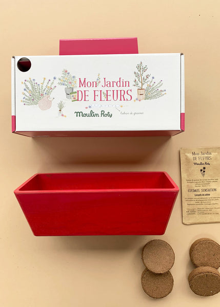 Moulin Roty Flower Box Planter