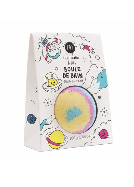 Nailmatic Galaxy Bath Bomb | Galaxy