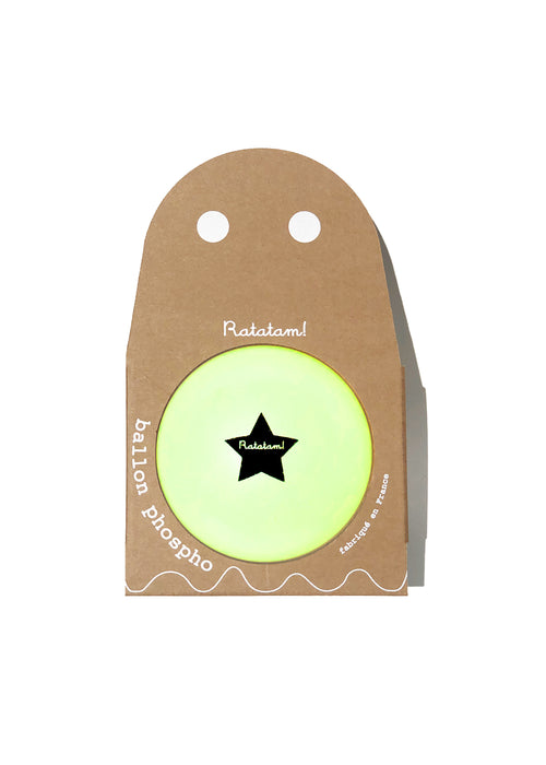 Ratatam Glow in the Dark Ghosty 12cm Ball