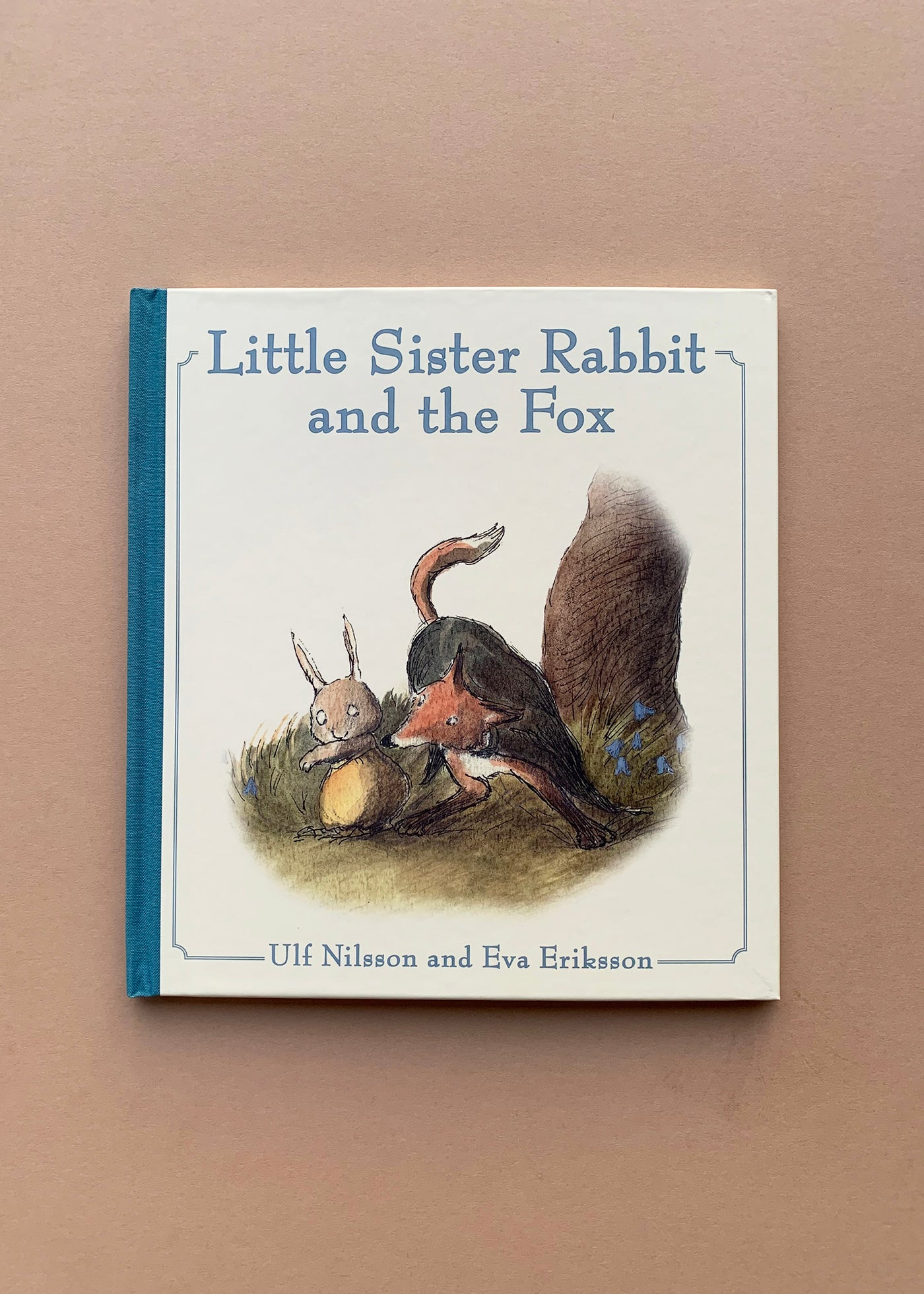Little Sister Rabbit and the Fox by Ulf Nilsson