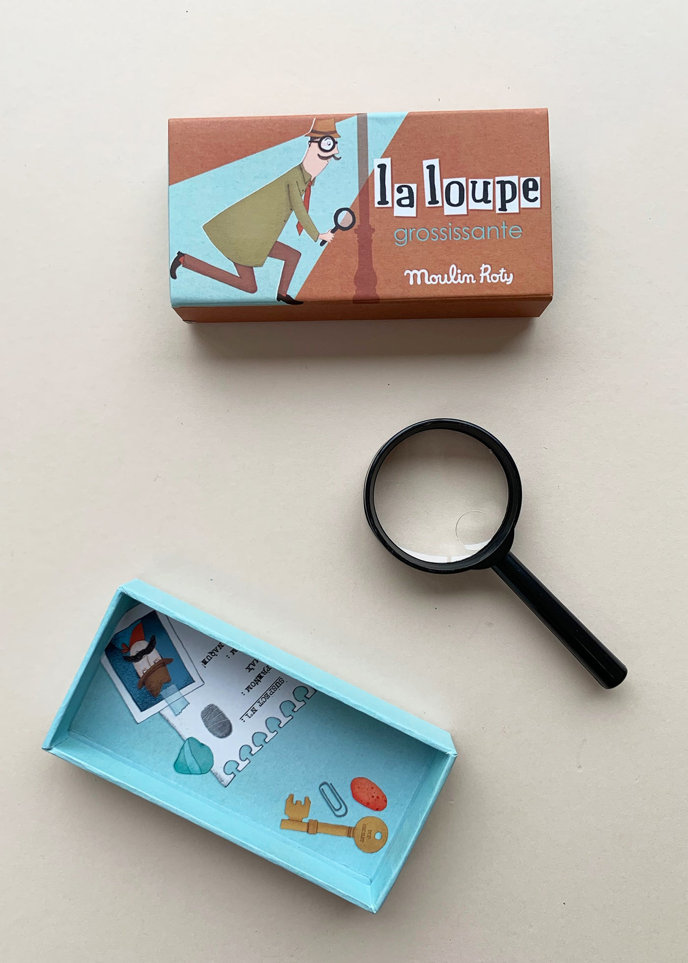 Moulin Roty Magnifying Spy Glass