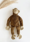 *PRE ORDER NOW* Senger Organic Handmade Monkey Hottie