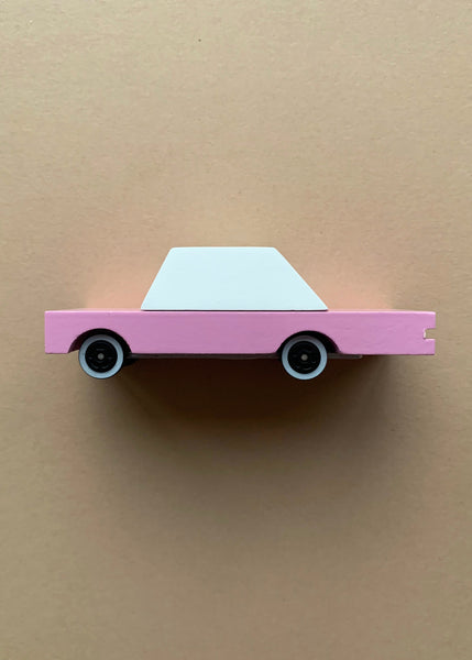 Candylab Beech Wood Pink Candycar
