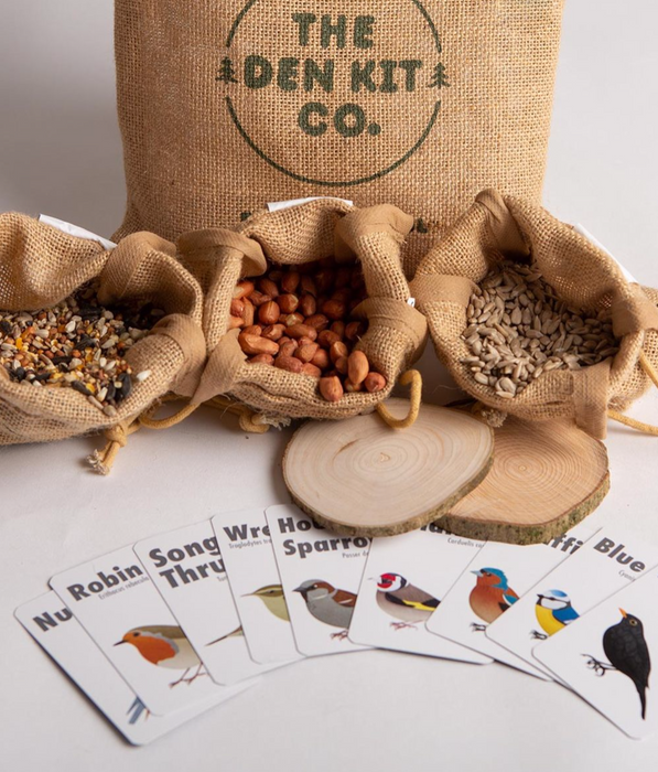 The Den Kit Co. Make A Pizza for the Birds