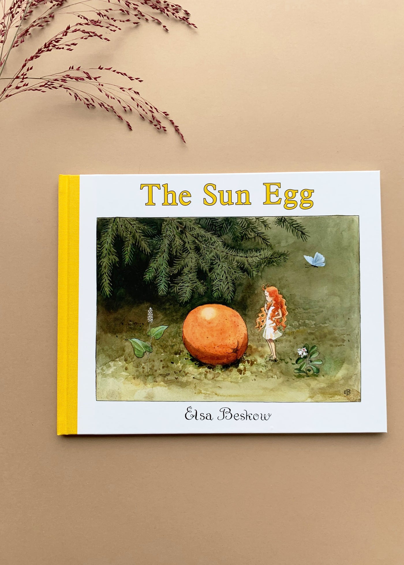 The Sun Egg (Hardcover) by Elsa Beskow