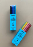OMY 16 Ultrawashable Double Ended Felt Pens