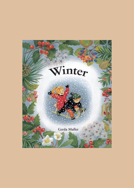 Winter by Gerda Muller (Board Book)