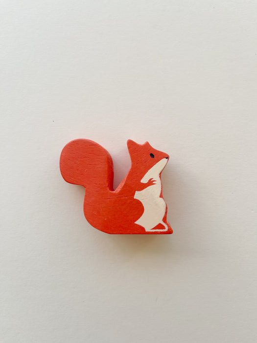 Tender Leaf Toys | Woodland Animals- Red Squirrel