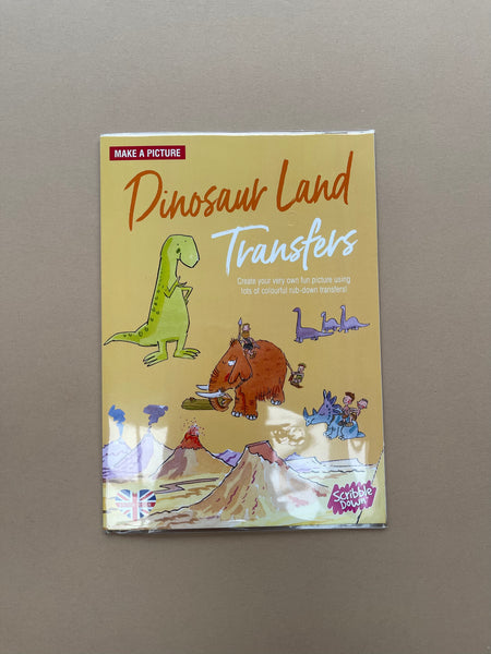 Scribble Down Dinosaur Land Transfers